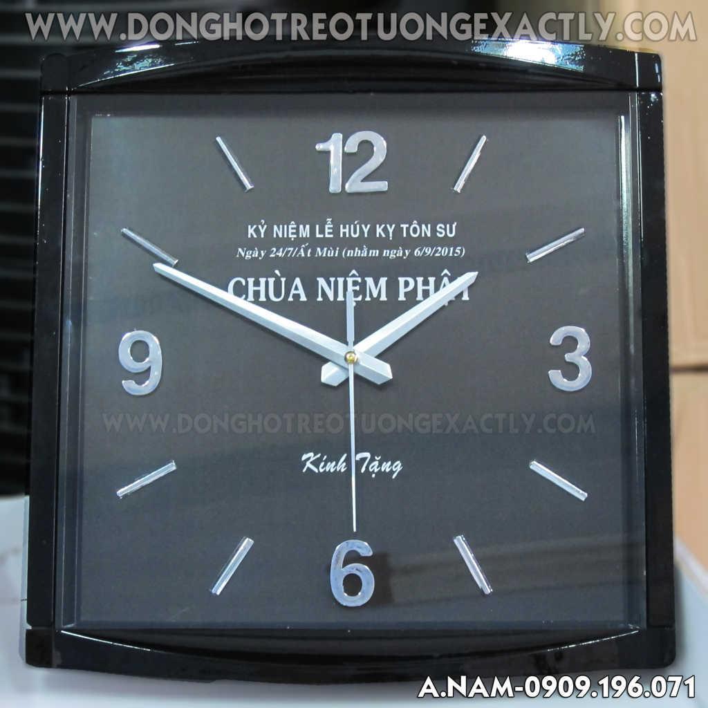 Chiếc đồng hồ treo tường thông minh đầu tiên trên thế giới