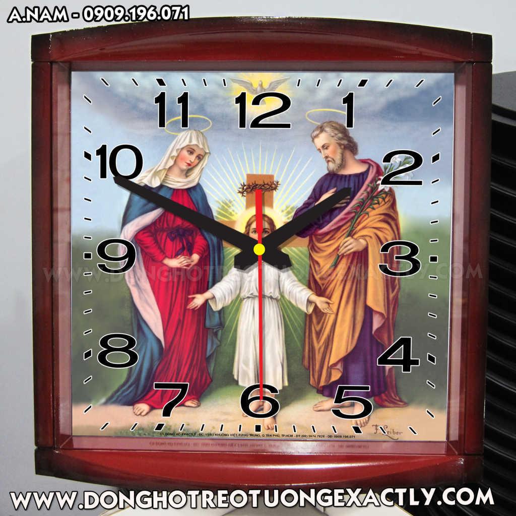 hình chúa, hình phật, đồng hồ tero tường quà tặng kỷ niệm giá rẻ