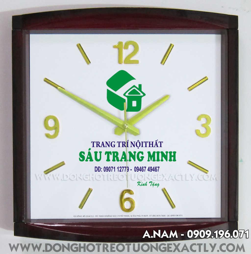 Đồng hồ treo tường, không chỉ đơn giản là trang trí!