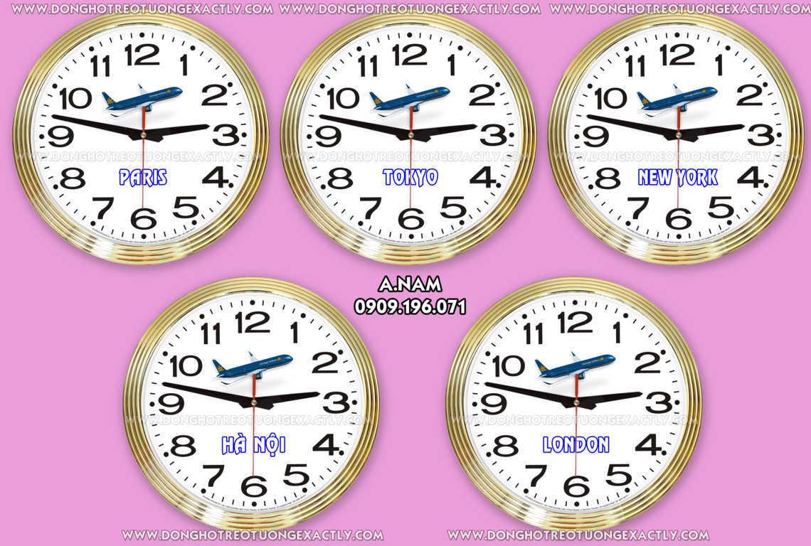 phòng vé máy bay giá rẻ, đồng hồ treo tường giá rẻ