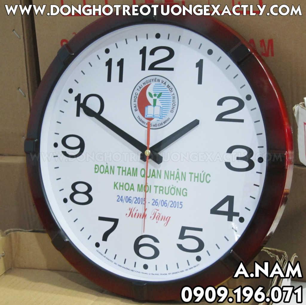 đồng hồ treo tường quà tặng tết giá rẻ
