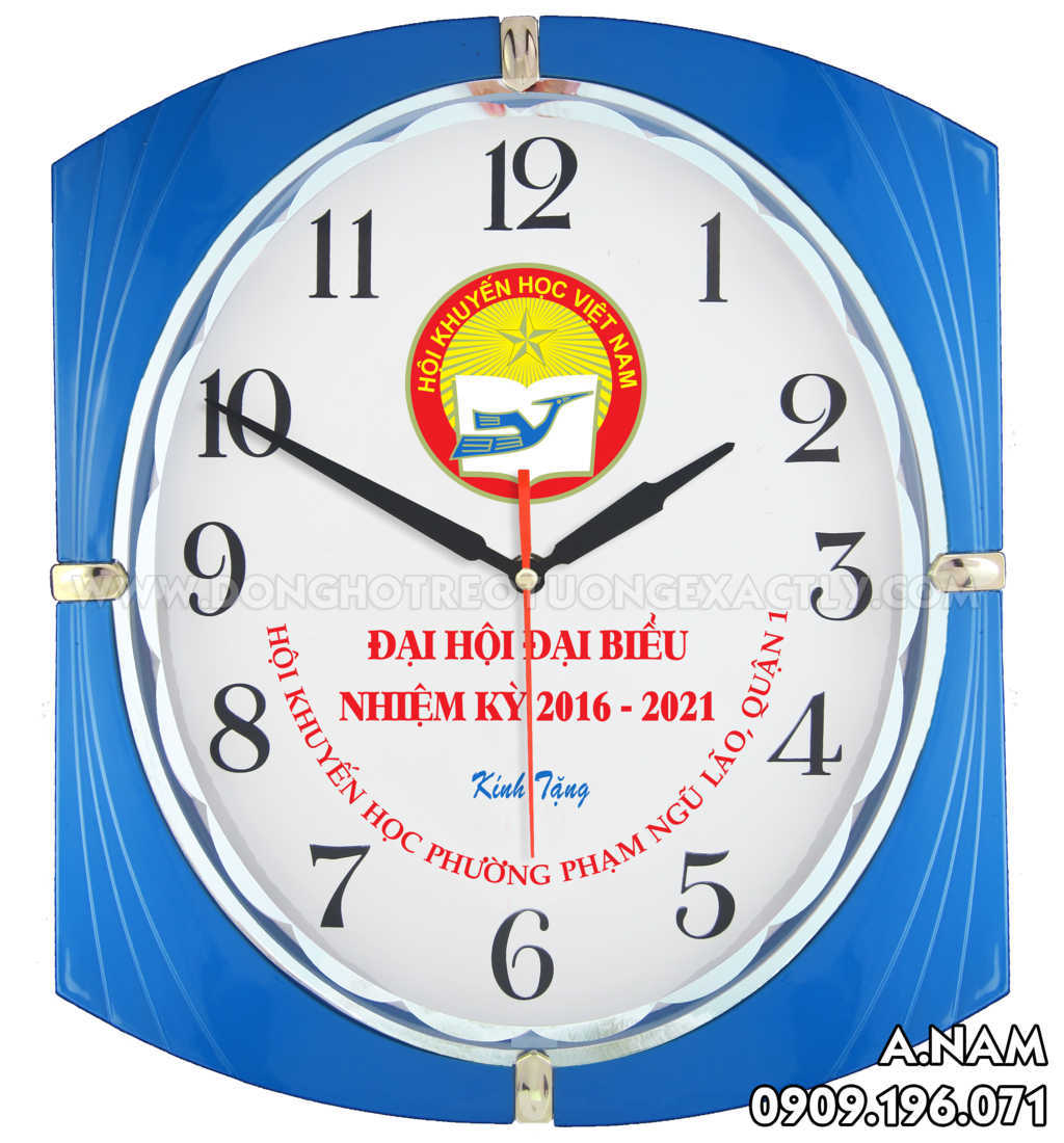 quà tặng đại hội đảng ủy phường cầu kho quận 1