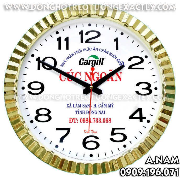 thức ăn gia súc cargill quà tặng đồng hồ treo tường giá rẻ chất lượng cao