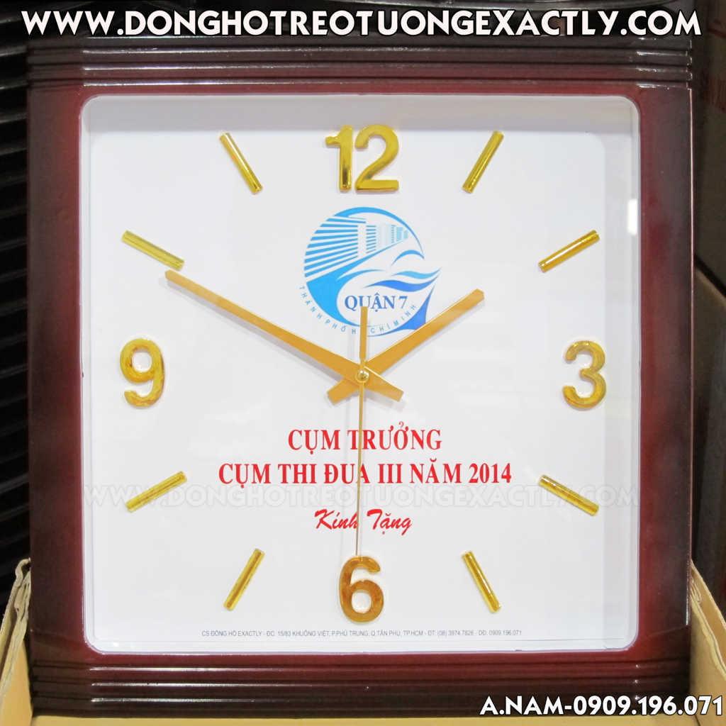 đồng hồ treo các doanh nghiệp, ủy ban nhân dân q7