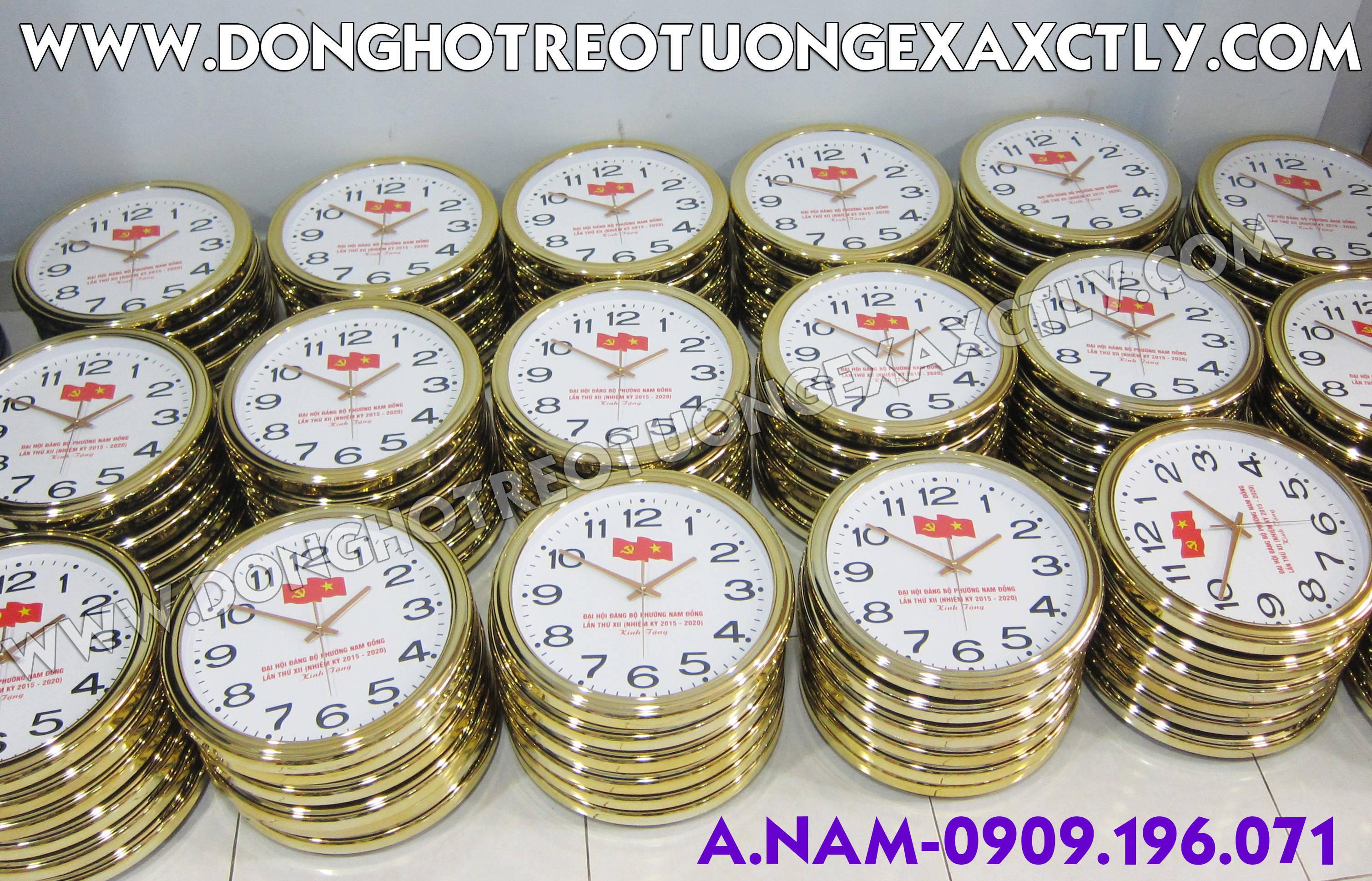 xưởng sản xuất đồng hồ treo tường giá rẻ | xuong san xuat dong ho treo tuong gia re