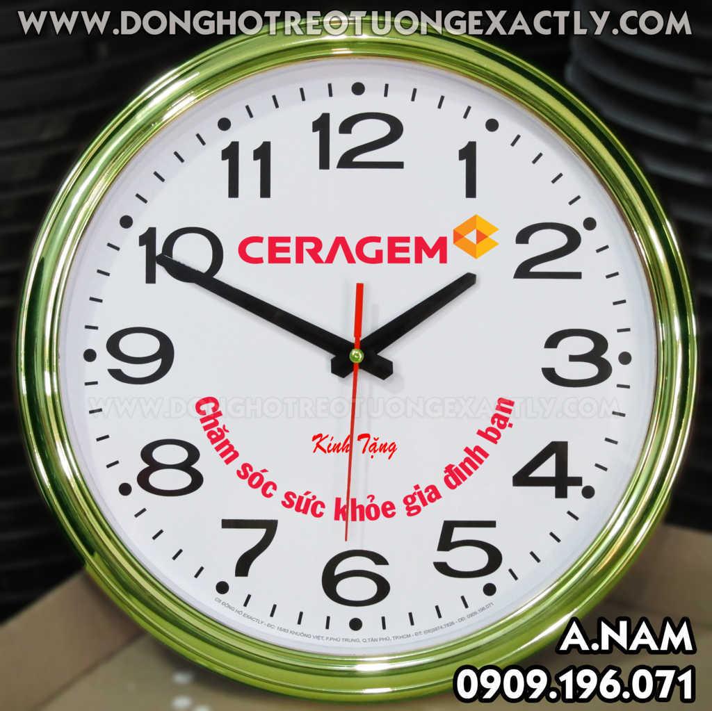 cung cấp quà tặng công ty CERAGEM