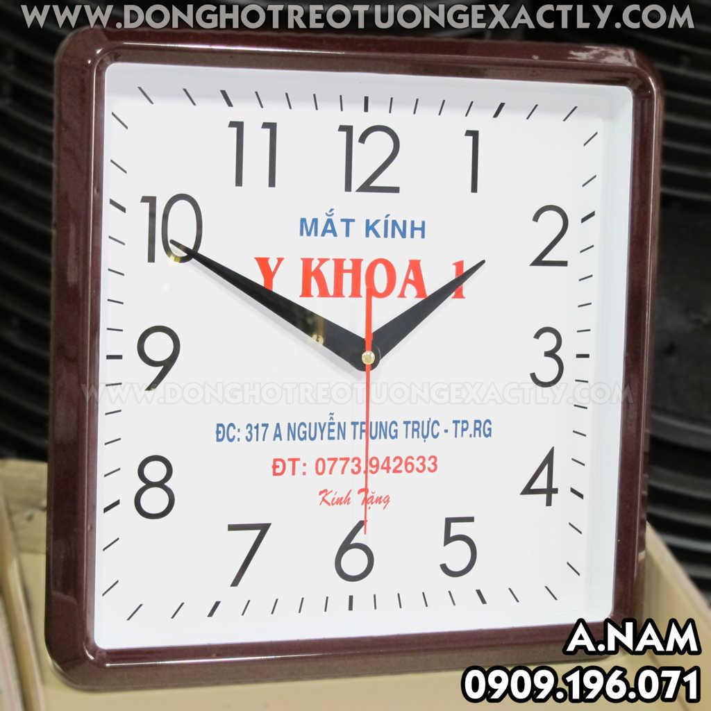 đồng hồ quà tặng khách hàng khi mua mắt kính