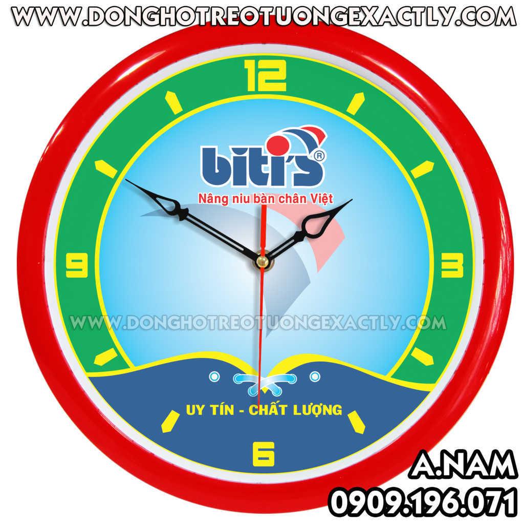 Đồng hồ Quà Tặng từ giày dép BITI'S bitis