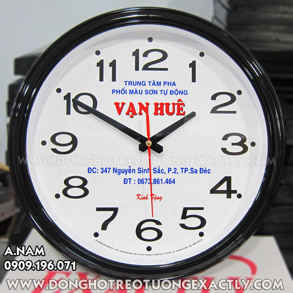Đồng hồ quà tặng quảng cáo giá rẻ chất lượng uy tín đại lý sơn