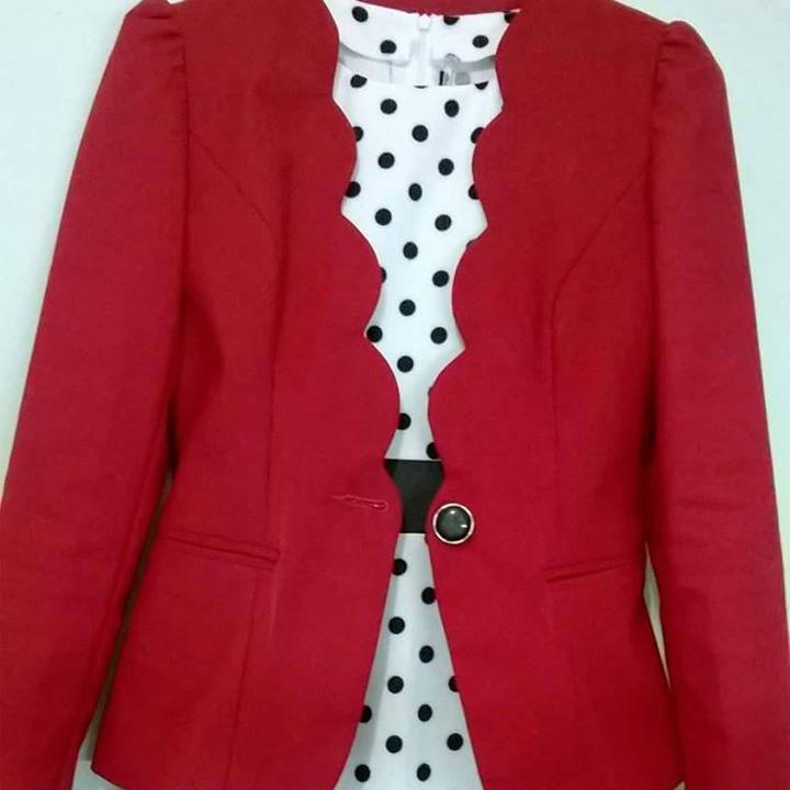 Vest nữ - sản phẩm của học viên