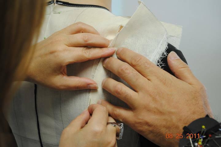 Nội dung khóa học thiết kế thời trang trên manocanh