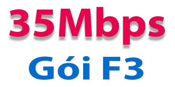 F3 - 35Mbps