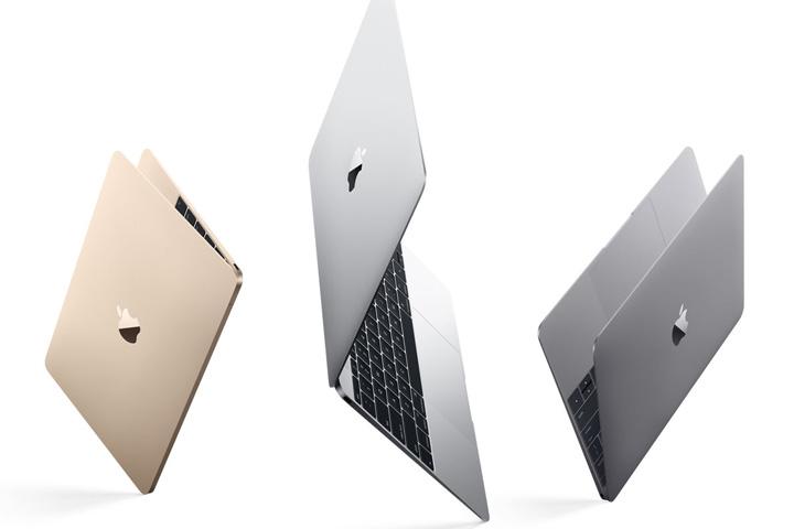 Apple The New Macbook - MJY42 (Gray)