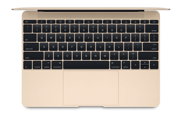 Apple The New Macbook - MK4N2 (Gold)