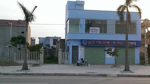 Cho thuê nhà làm văn phòng tại TP Thanh Hóa