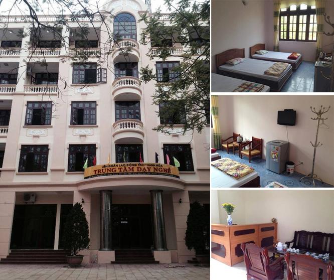 Đặt phòng khách sạn tại Sầm Sơn hè 2016