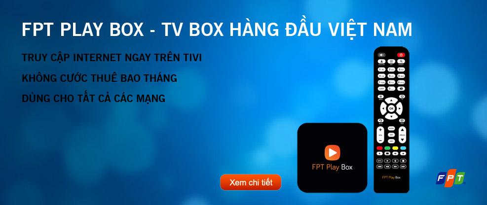 Truyền hình FPT Play Box