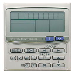 Central remote controller Toshiba TCB-SC642TLE2