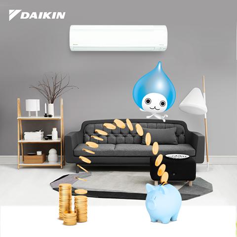 Mẹo nhỏ để tiết kiệm điện với điều hòa Daikin