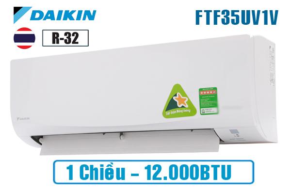 <h3>Điều hòa Daikin FTF35UV1V</h3>