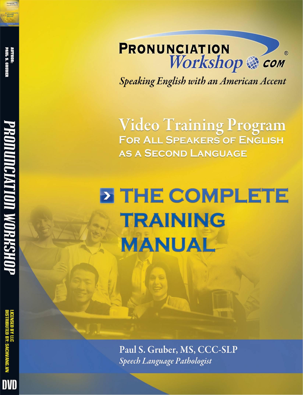 american accent video training program pdf