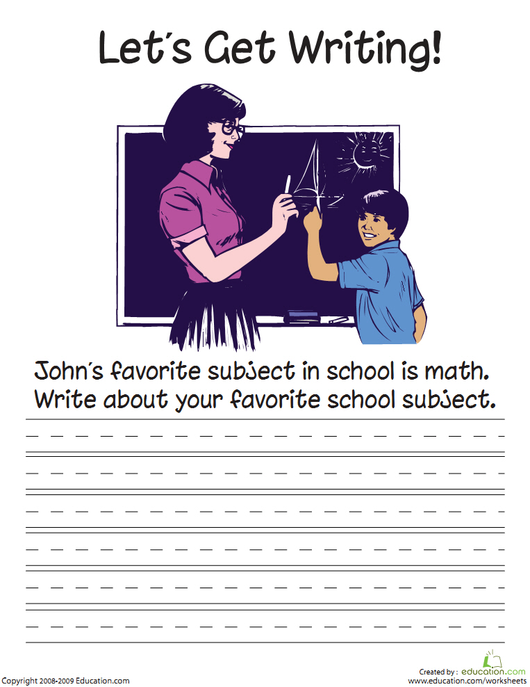 Workbooks For Kids - Page 8