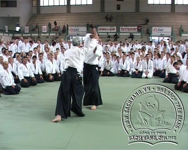 40 Years Of Aikido In Italy - Tuyển Tập Các Chiêu Thức Hiệp Khí Đạo - Hình 2