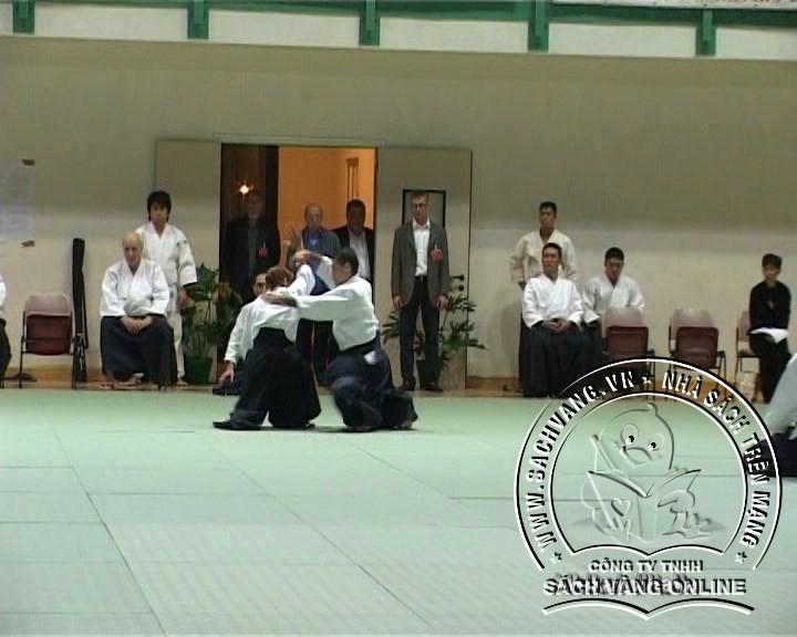 40 Years Of Aikido In Italy - Tuyển Tập Các Chiêu Thức Hiệp Khí Đạo - Hình 5