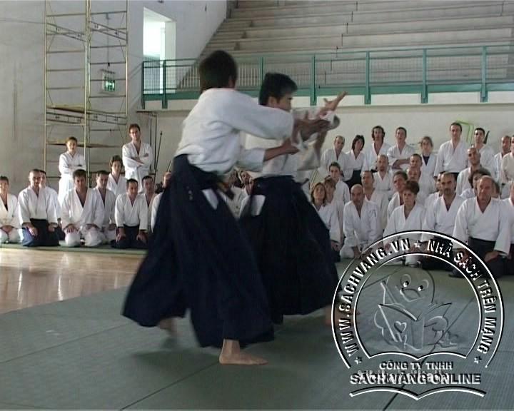 40 Years Of Aikido In Italy - Tuyển Tập Các Chiêu Thức Hiệp Khí Đạo - Hình 7