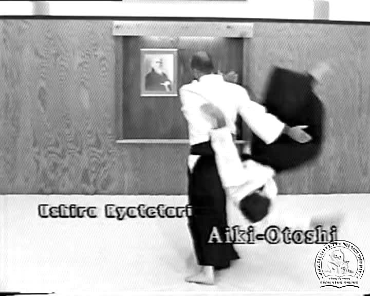 Aikido In Training by Richard and Kathy Crane - Screenshot 7