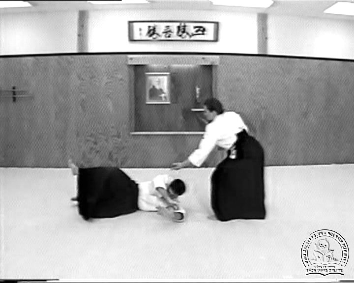 Aikido In Training by Richard and Kathy Crane - Screenshot 8