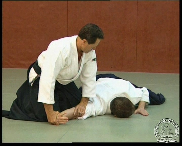 Aikido Principles and Applications by Christian Tissier - screenshot 2