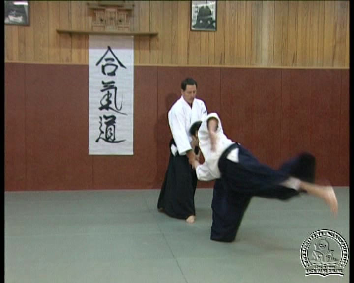 Aikido Principles and Applications by Christian Tissier - screenshot 4