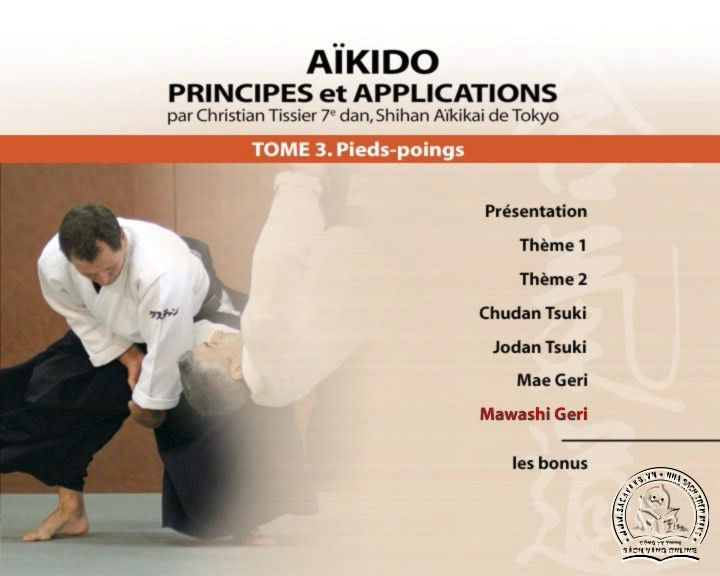 Aikido Principles and Applications by Christian Tissier - screenshot 5