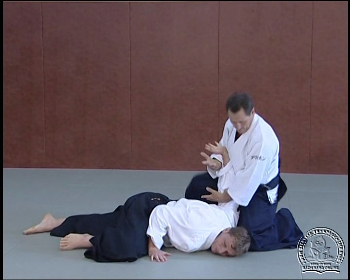Aikido Principles and Applications by Christian Tissier - screenshot 6