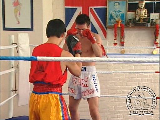 Dynamite Muay Thai with Master Sken - screenshot 1