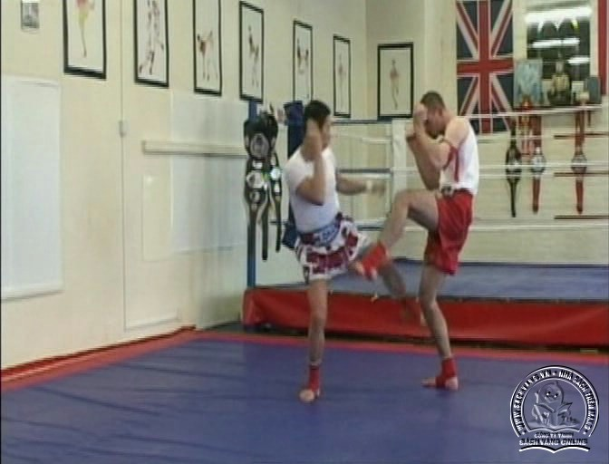 Dynamite Muay Thai with Master Sken - screenshot 8