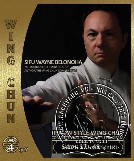 IP Man Style Wing Chun Steps 1-108 by Sifu Wayne Belonoha - back cover 4