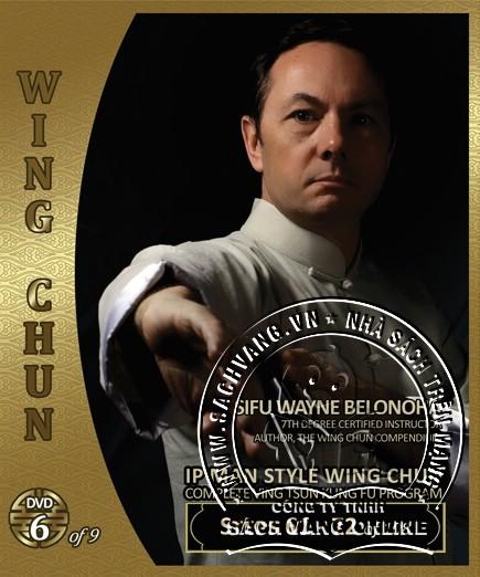 IP Man Style Wing Chun Steps 1-108 by Sifu Wayne Belonoha - back cover 6