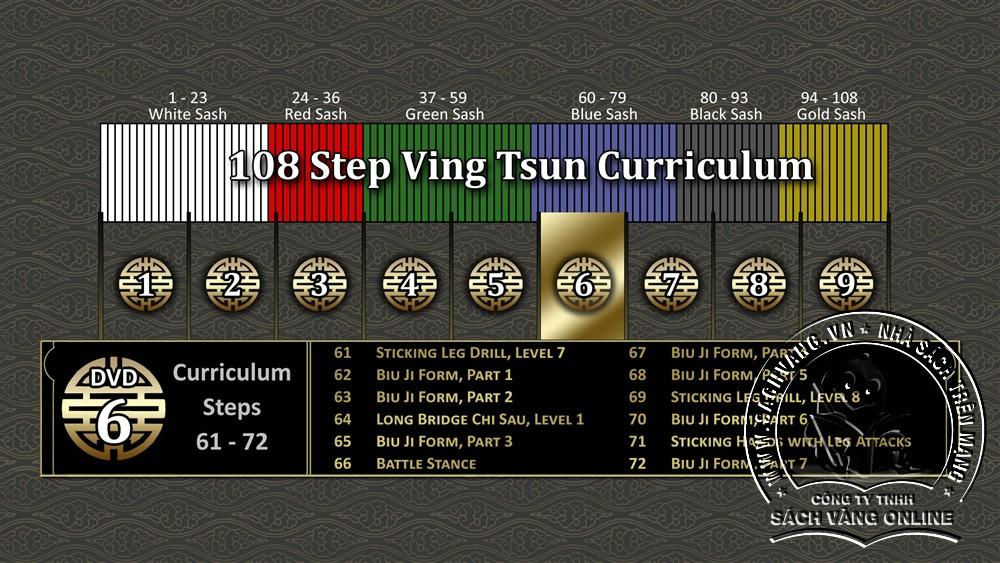 IP Man Style Wing Chun Steps 1-108 by Sifu Wayne Belonoha - front  cover 6