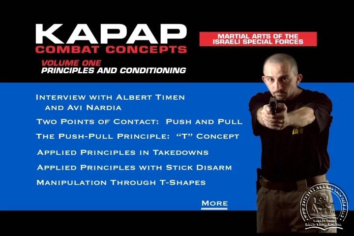 Kapap Combat Concepts - screenshot 0Kapap Combat Concepts - 01