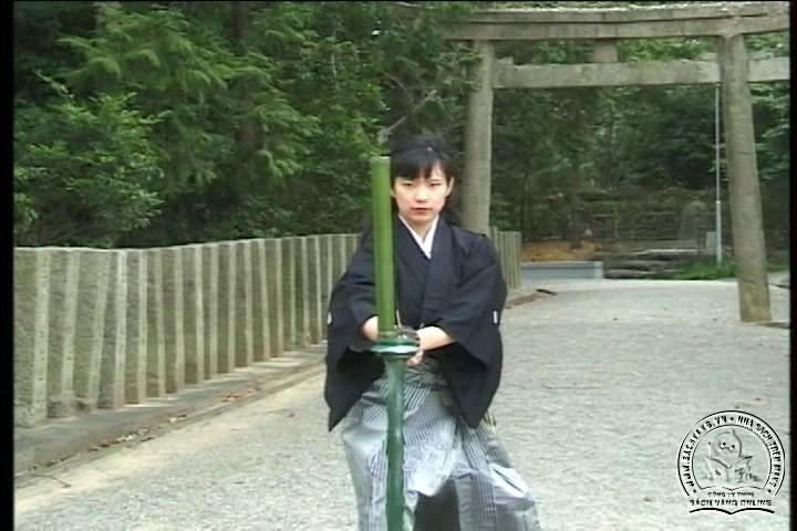Koden Enshin Ryu Kumi Uchi Kenden by Fumon Tanaka - Screenshot 3