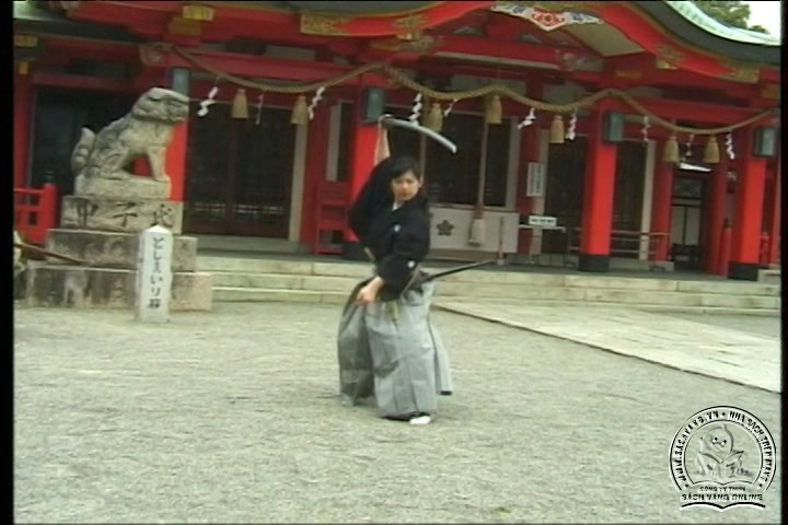 Koden Enshin Ryu Kumi Uchi Kenden by Fumon Tanaka - Screenshot 4