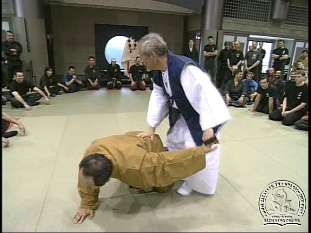 Masaaki Hatsumi - Hidden Weapons and Shuriken Techniques - screenshot 6