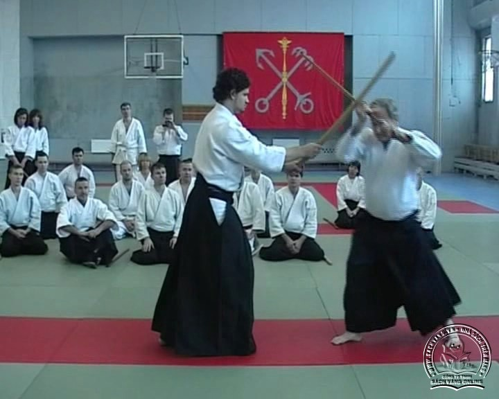 Seminar Aikido, Iaido and Ken Jitsu by Malcolm Tiki Shewan - screenshot 2