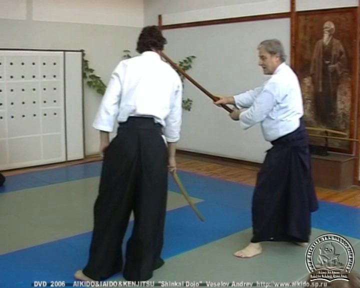Seminar Aikido, Iaido and Ken Jitsu by Malcolm Tiki Shewan - screenshot 3