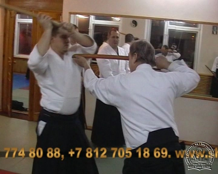 Seminar Aikido, Iaido and Ken Jitsu by Malcolm Tiki Shewan - screenshot 5