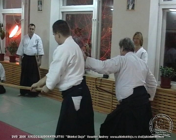Seminar Aikido, Iaido and Ken Jitsu by Malcolm Tiki Shewan - screenshot 6