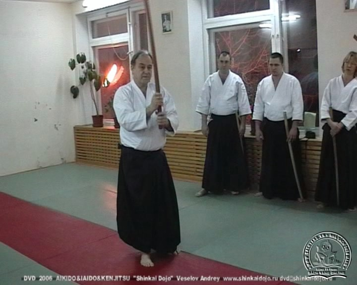 Seminar Aikido, Iaido and Ken Jitsu by Malcolm Tiki Shewan - screenshot 7