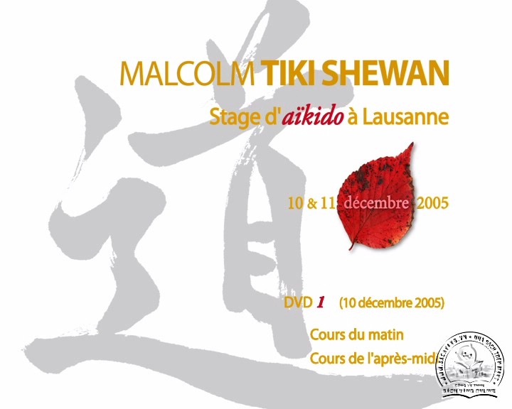 Stage Aikido with Malcolm Tiki Shewan - screenshot 1